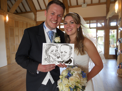 Bride&Groom2_caricature_