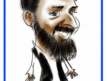 iPad caricatures @DarleyStallions