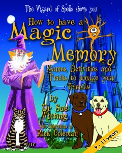Magic Memory front Cover JAN 9 V2